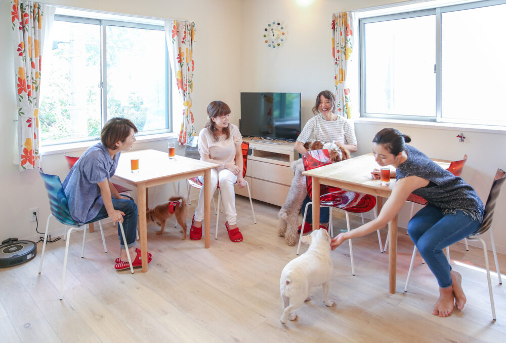 わんにゃんハウス小金井|犬猫可シェアハウス【東京都小金井市 武蔵小金井駅】