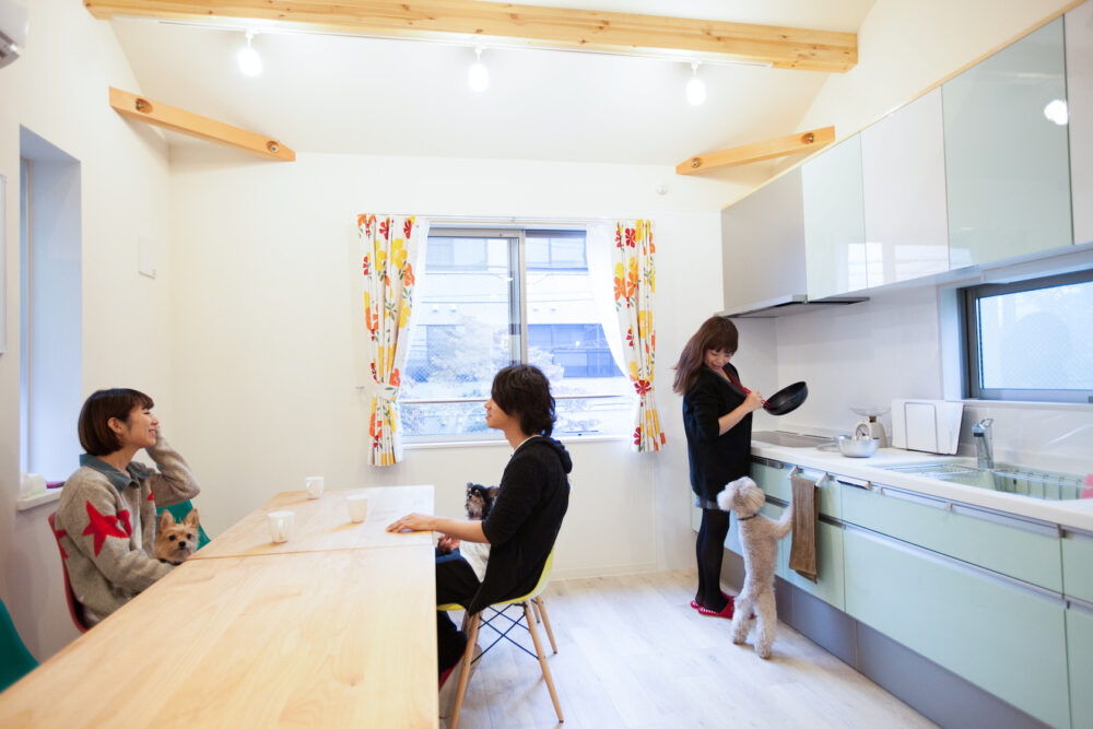 HOUSE-ZOO国立 犬猫可シェアハウス【東京都国立市 矢川駅】